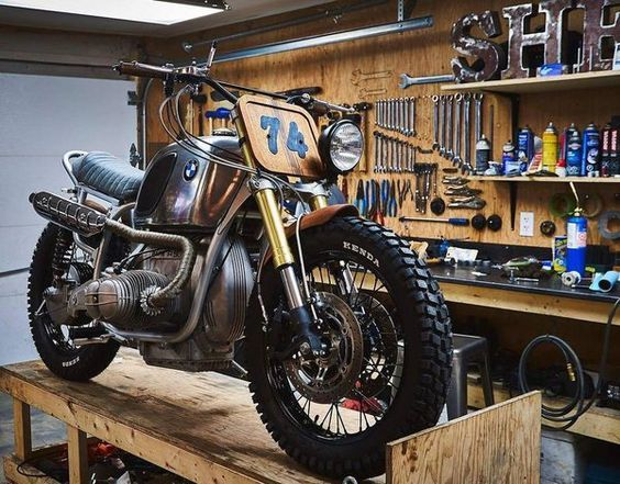 PHOTOS - BMW - Bobber, Cafe Racer et autres... - Page 13 Tumblr27