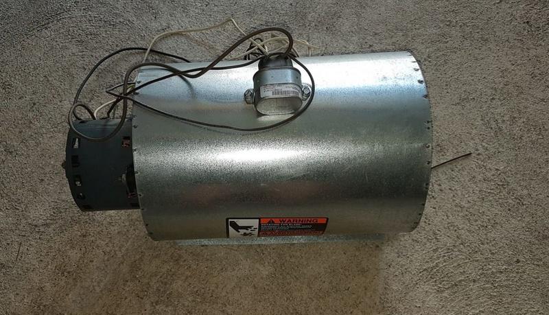 Extracteur d'air pour l'atelier F2e66c11
