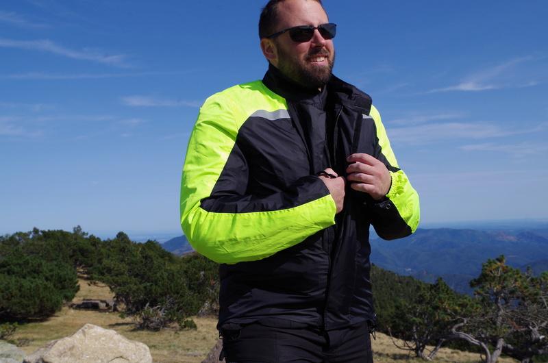 Tenue Trail/Touring Clover - Test Longue Distance Test_c12