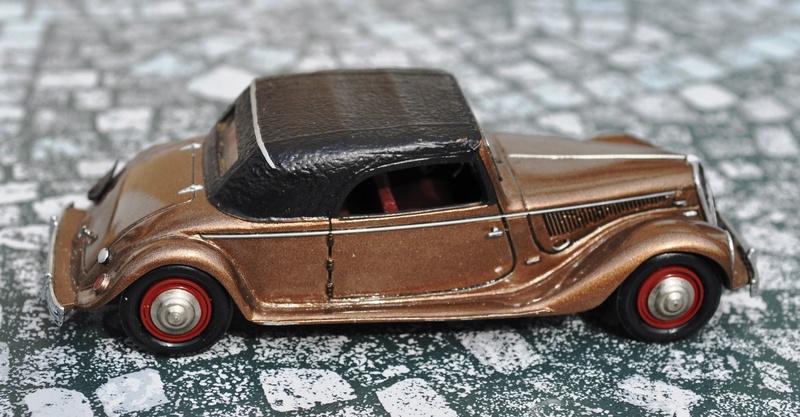 Citroën - Les Traction-Avant Citroën suisses Langenthal 1949 - 1953  Dsc_0049