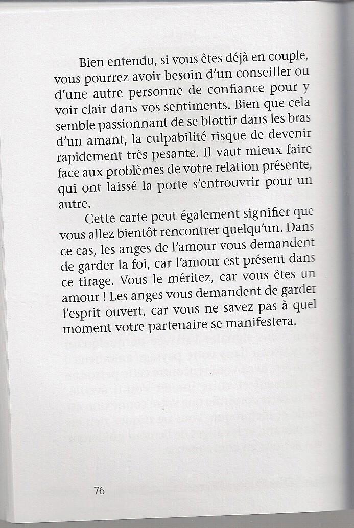 Tirage oracle Les Anges de l'amour (Doreen Virtue) - Page 2 Numyri12