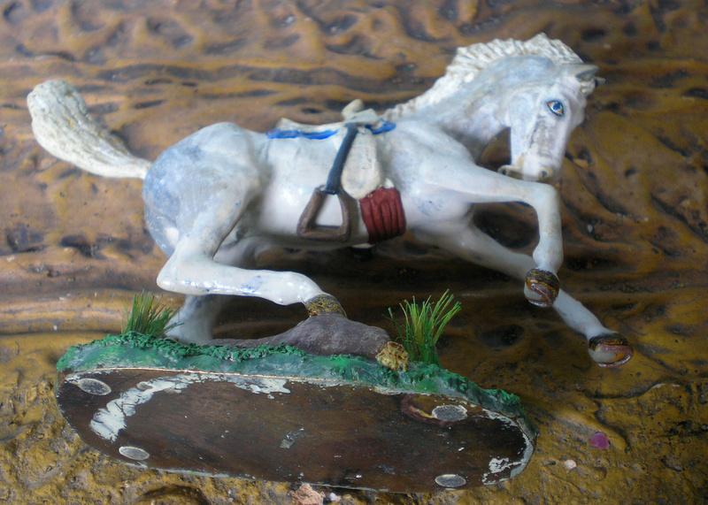Cowboy zu Pferd mit Lasso - Umbau in der Figurengröße 7 cm - Seite 2 139j3f10