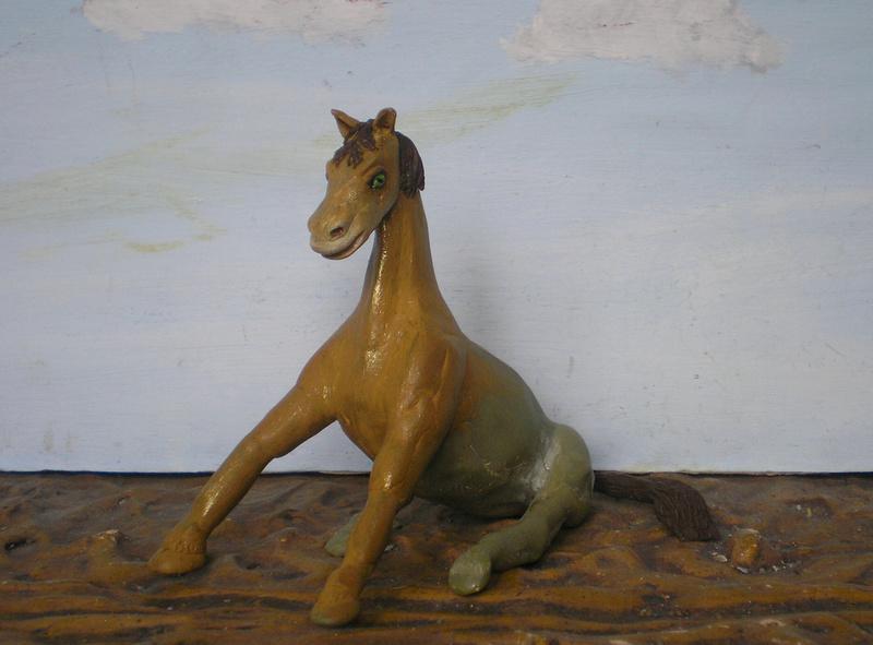 Bemalungen, Umbauten, Modellierungen - neue Tiere für meine Dioramen - Seite 7 148d2a10
