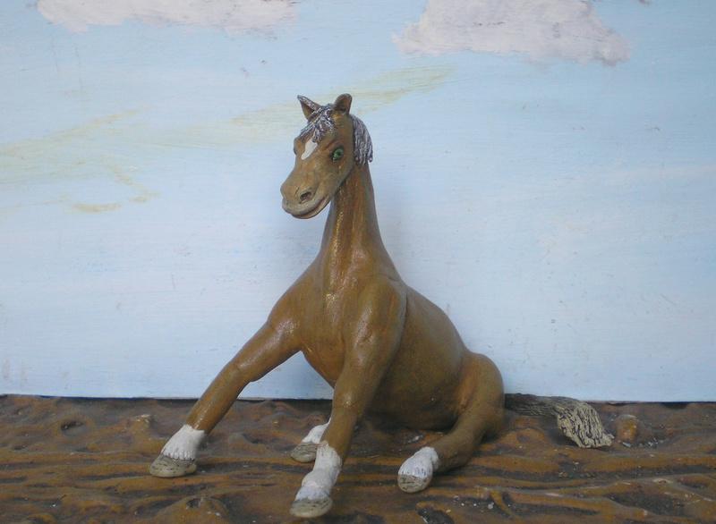 Bemalungen, Umbauten, Modellierungen - neue Tiere für meine Dioramen - Seite 7 148e2b10