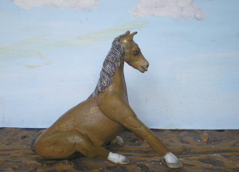 Bemalungen, Umbauten, Modellierungen - neue Tiere für meine Dioramen - Seite 7 148e2e10
