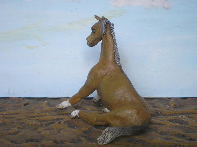 Bemalungen, Umbauten, Modellierungen - neue Tiere für meine Dioramen - Seite 7 148e2h10