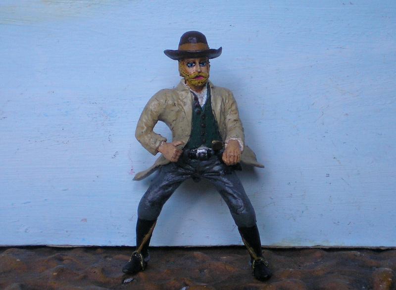 Bemalungen, Umbauten, Modellierungen - neue Cowboys für meine Dioramen - Seite 10 151f2b10