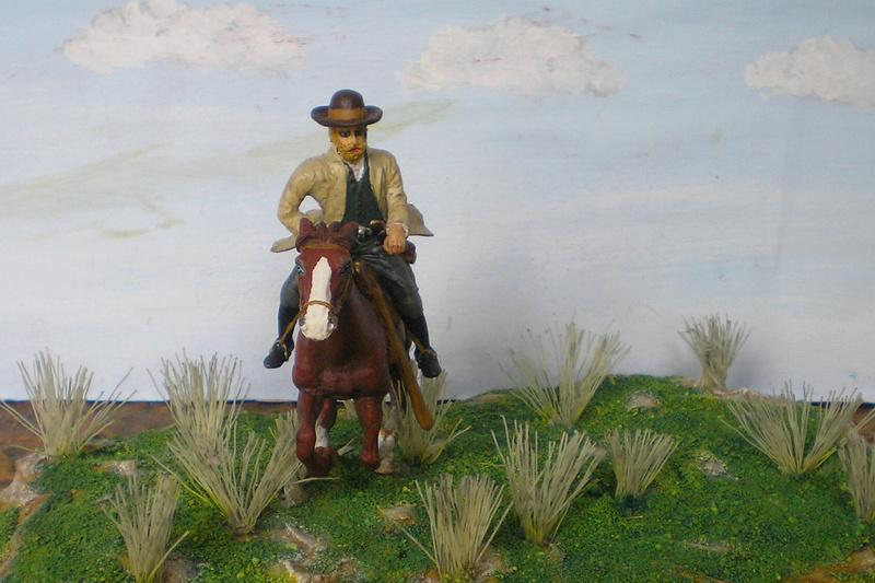Bemalungen, Umbauten, Modellierungen - neue Cowboys für meine Dioramen - Seite 10 151f3a10