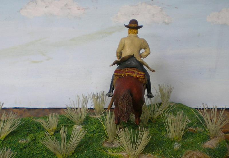 Bemalungen, Umbauten, Modellierungen - neue Cowboys für meine Dioramen - Seite 10 151f3c10