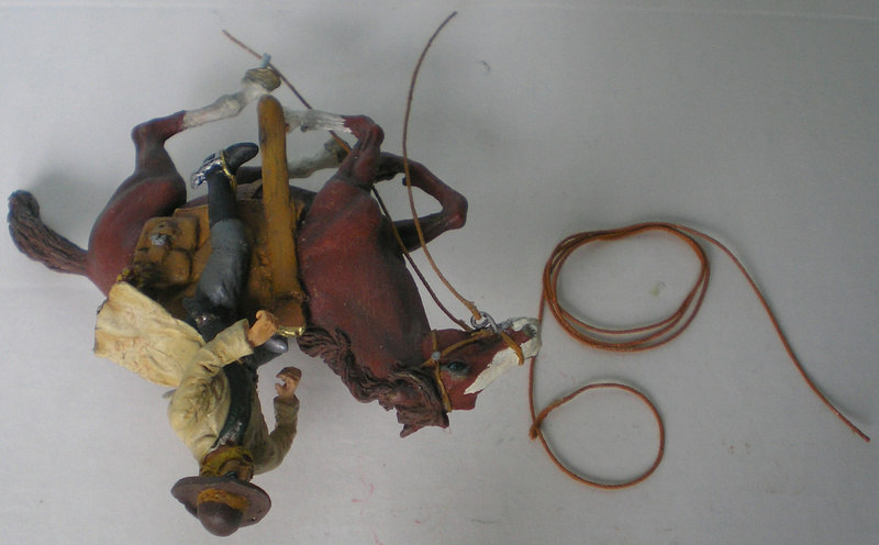 Bemalungen, Umbauten, Modellierungen - neue Cowboys für meine Dioramen - Seite 10 151f4a10