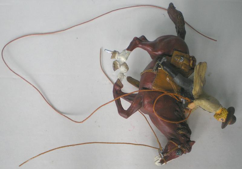 Bemalungen, Umbauten, Modellierungen - neue Cowboys für meine Dioramen - Seite 10 151f4a11
