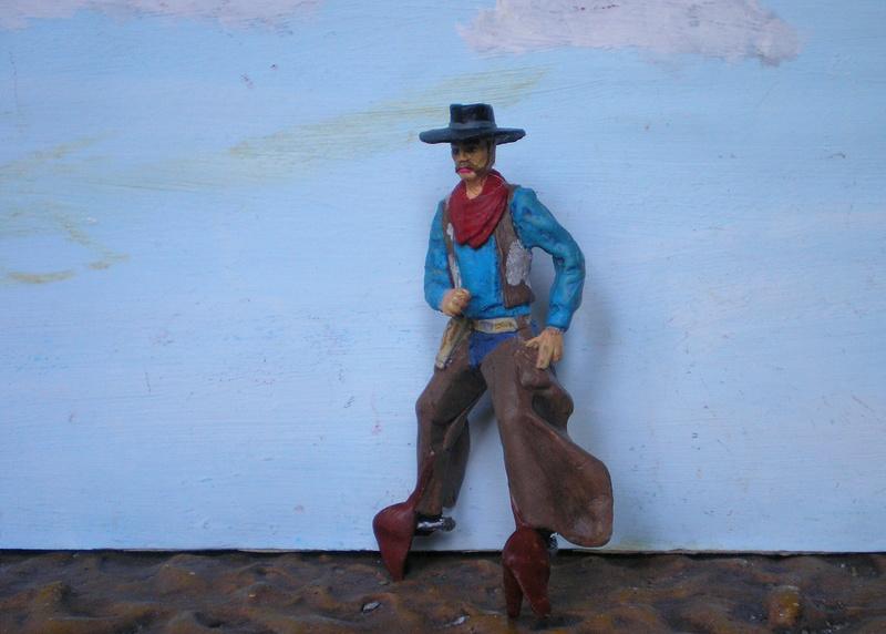 Bemalungen, Umbauten, Modellierungen - neue Cowboys für meine Dioramen - Seite 10 152e2a10