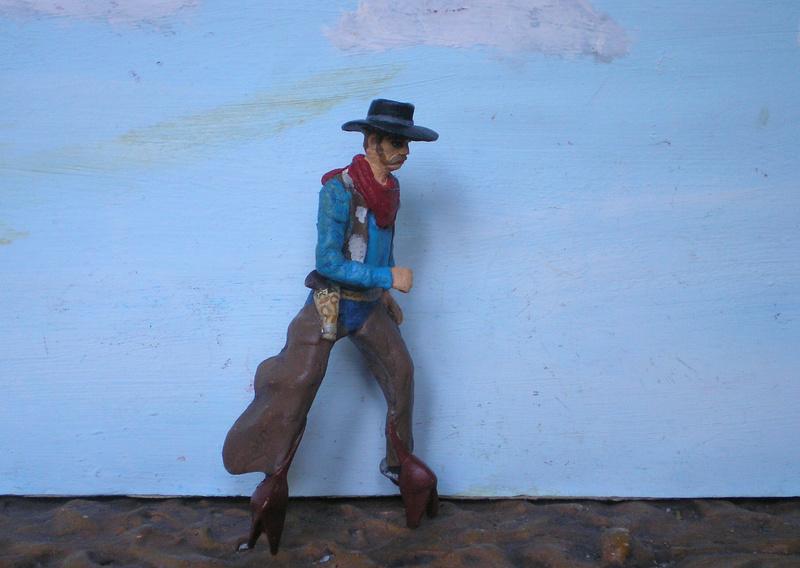 Bemalungen, Umbauten, Modellierungen - neue Cowboys für meine Dioramen - Seite 10 152e2a11