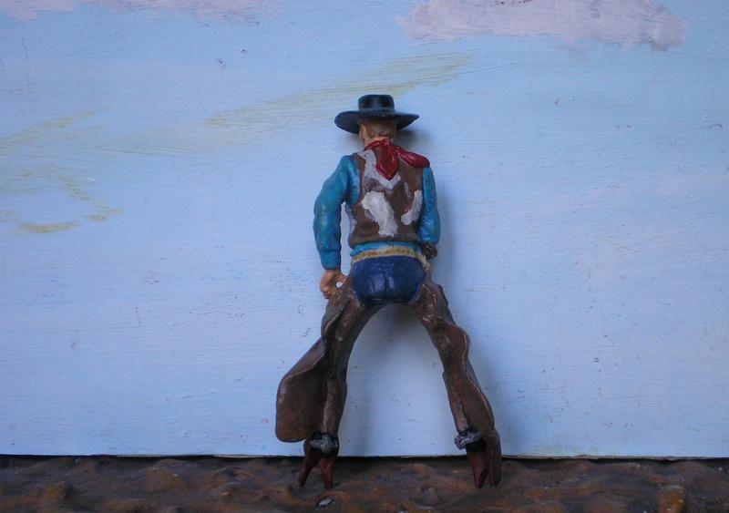 Bemalungen, Umbauten, Modellierungen - neue Cowboys für meine Dioramen - Seite 10 152e2a13