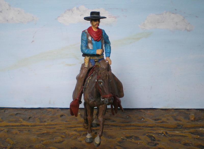 Bemalungen, Umbauten, Modellierungen - neue Cowboys für meine Dioramen - Seite 10 152e2b10