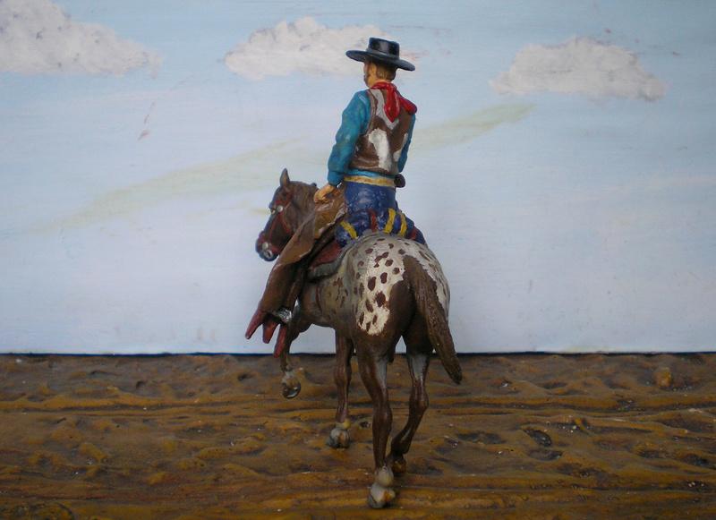 Bemalungen, Umbauten, Modellierungen - neue Cowboys für meine Dioramen - Seite 10 152e2b11