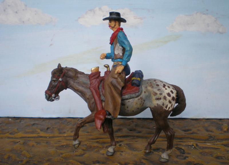 Bemalungen, Umbauten, Modellierungen - neue Cowboys für meine Dioramen - Seite 10 152e2b12