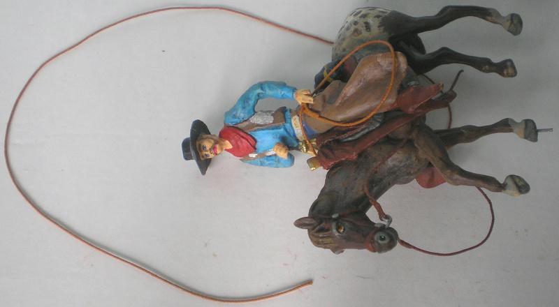 Bemalungen, Umbauten, Modellierungen - neue Cowboys für meine Dioramen - Seite 10 152e3a10