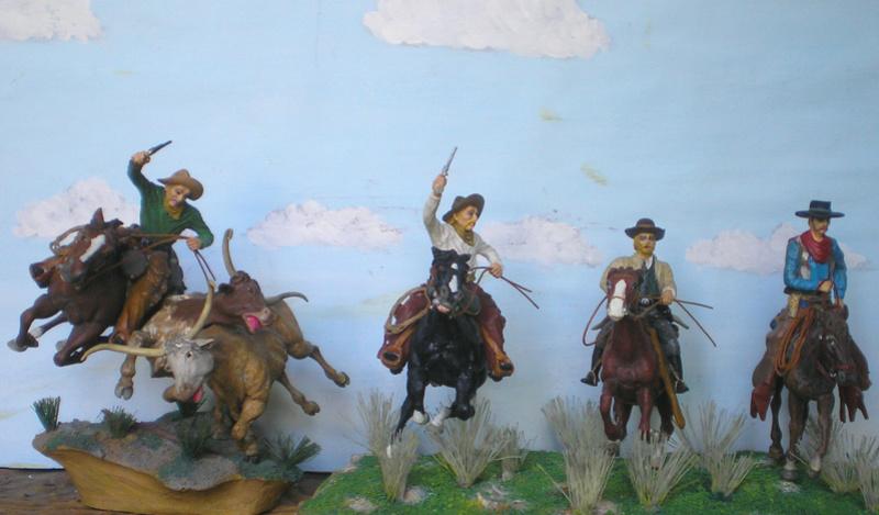 Bemalungen, Umbauten, Modellierungen - neue Cowboys für meine Dioramen - Seite 10 20170925