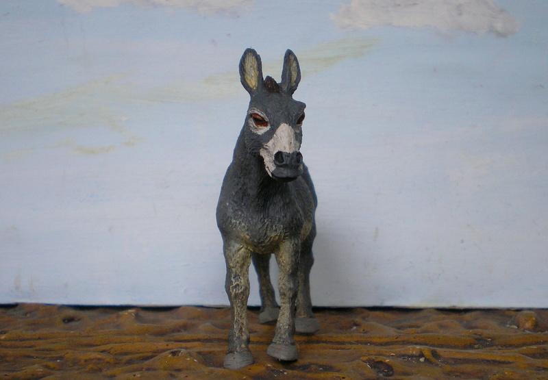 Bemalungen, Umbauten, Modellierungen - neue Tiere für meine Dioramen - Seite 7 259c1c10