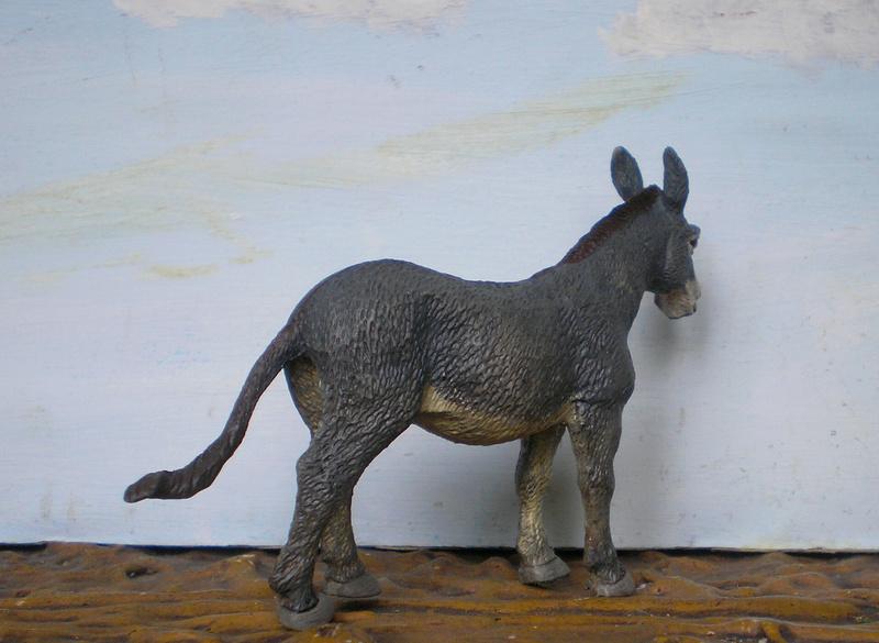 Bemalungen, Umbauten, Modellierungen - neue Tiere für meine Dioramen - Seite 7 259c1f10