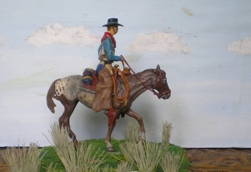 Bemalungen, Umbauten, Modellierungen - neue Cowboys für meine Dioramen - Seite 10 Barthe10