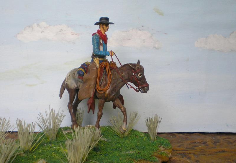 Bemalungen, Umbauten, Modellierungen - neue Cowboys für meine Dioramen - Seite 10 Barthe11