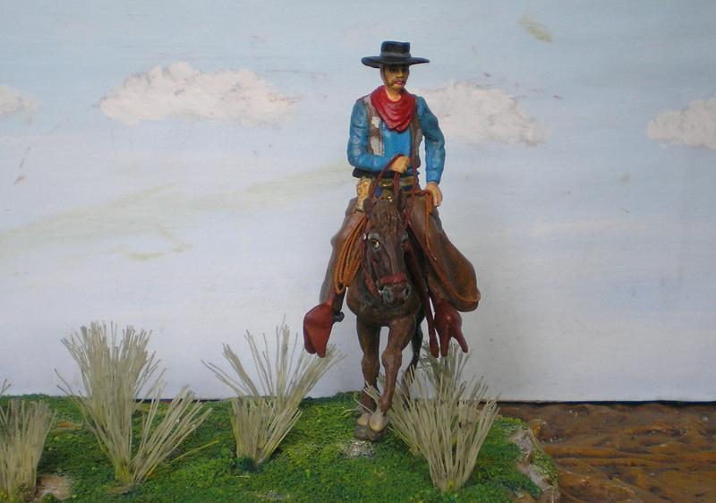Bemalungen, Umbauten, Modellierungen - neue Cowboys für meine Dioramen - Seite 10 Barthe12