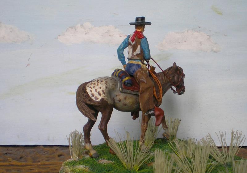 Bemalungen, Umbauten, Modellierungen - neue Cowboys für meine Dioramen - Seite 10 Barthe14