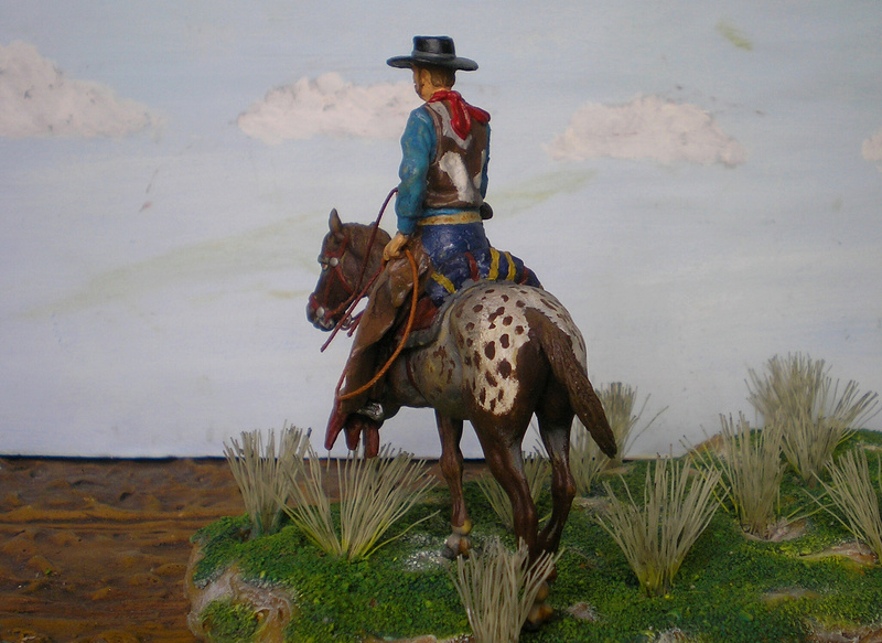 Bemalungen, Umbauten, Modellierungen - neue Cowboys für meine Dioramen - Seite 10 Barthe15
