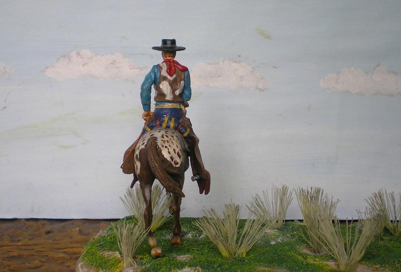 Bemalungen, Umbauten, Modellierungen - neue Cowboys für meine Dioramen - Seite 10 Barthe16
