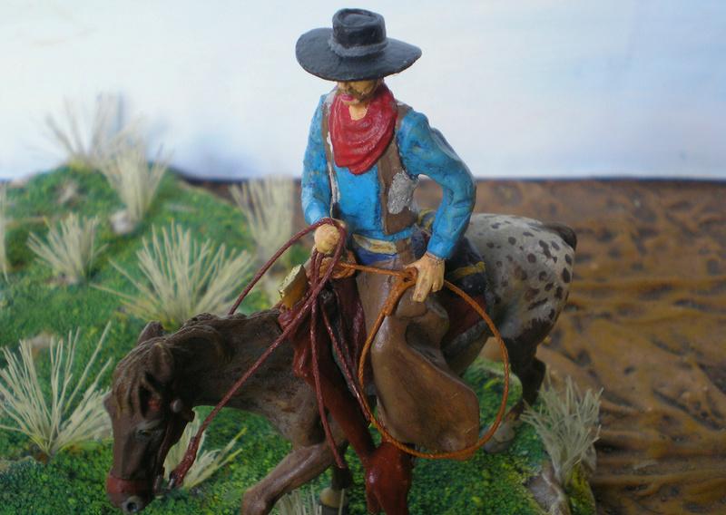 Bemalungen, Umbauten, Modellierungen - neue Cowboys für meine Dioramen - Seite 10 Barthe17