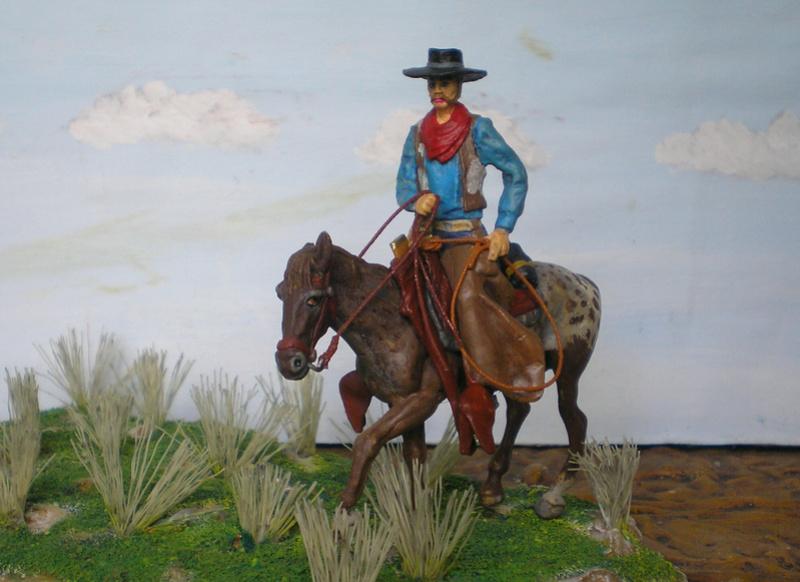 Bemalungen, Umbauten, Modellierungen - neue Cowboys für meine Dioramen - Seite 10 Barthe18