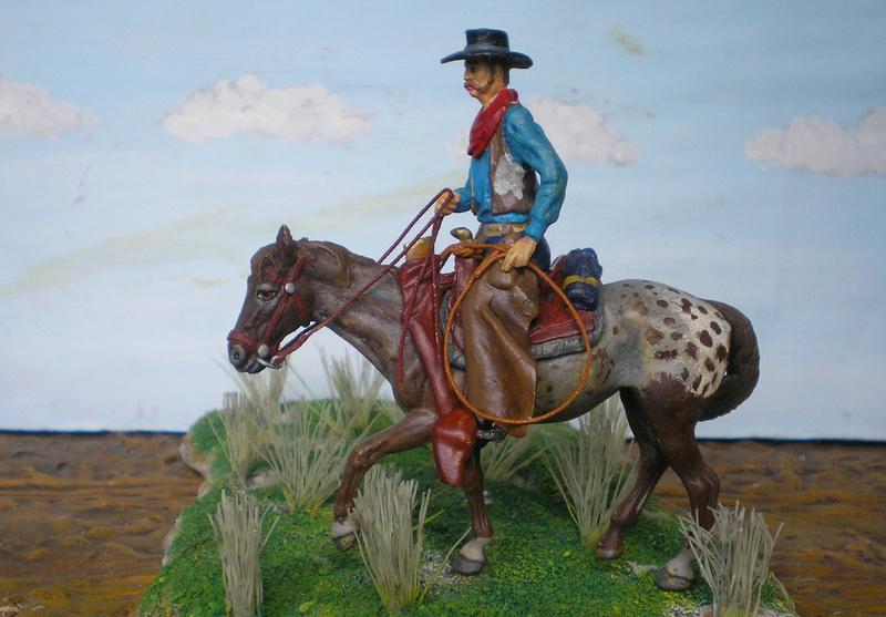Bemalungen, Umbauten, Modellierungen - neue Cowboys für meine Dioramen - Seite 10 Barthe19