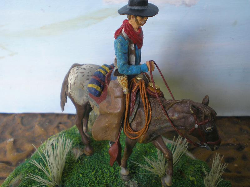 Bemalungen, Umbauten, Modellierungen - neue Cowboys für meine Dioramen - Seite 10 Barthe20