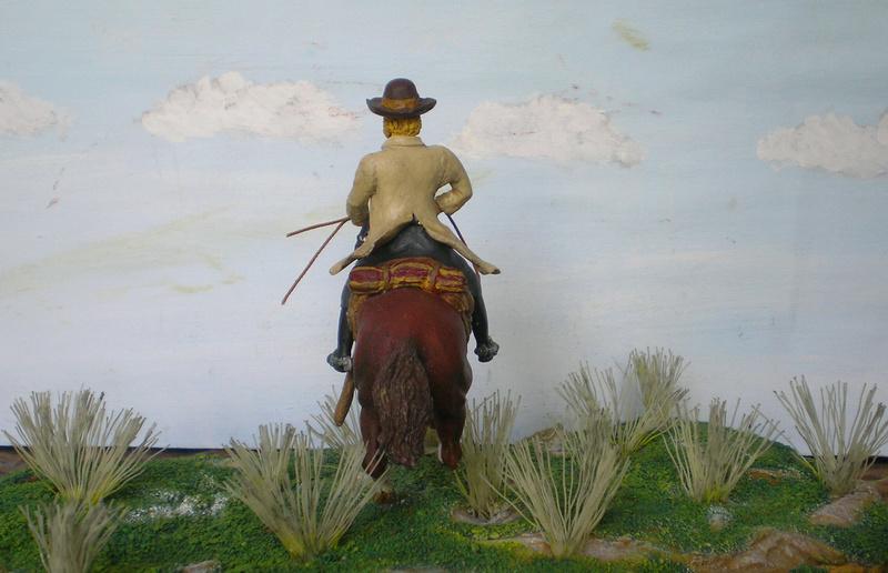 Bemalungen, Umbauten, Modellierungen - neue Cowboys für meine Dioramen - Seite 10 German15