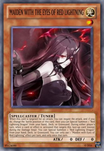 """Red Lightning"" archetype - Σελίδα 2 Maiden10"