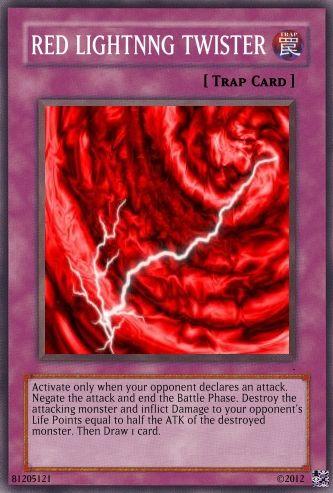 """""""Red Lightning"""" archetype Red_li27"""