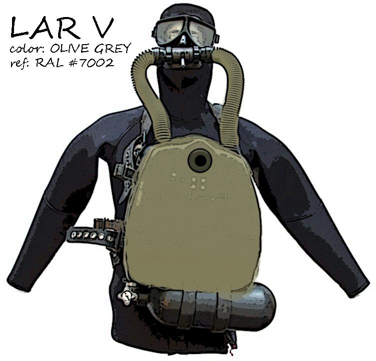 fabrication de coque de LAR V / LAR VI Pict1410