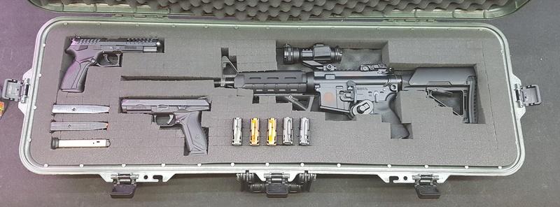 Ruger American Pistol .45  20170713