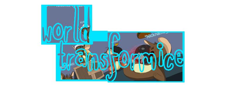 World Transformice