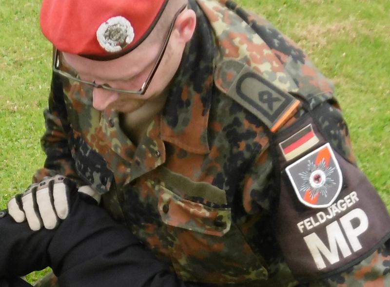 German Army MP feldjager jacket Bundes10