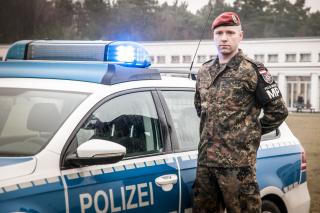 German Army MP feldjager jacket Feldjy10
