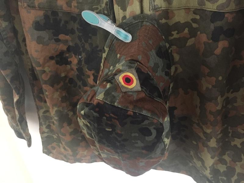 German Army MP feldjager jacket Img_6616