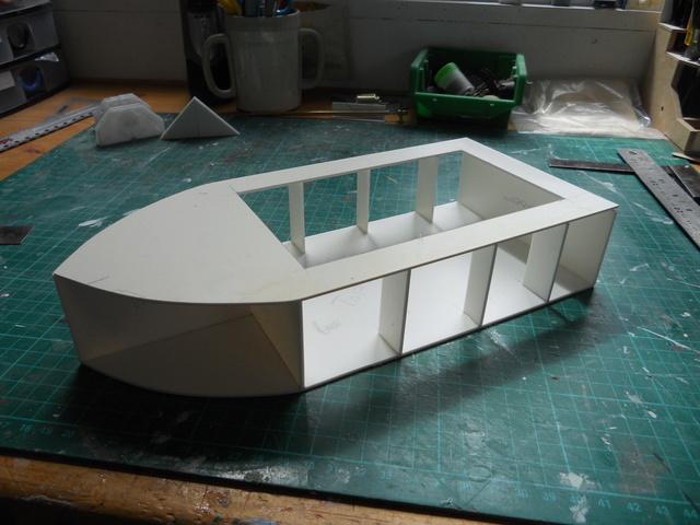 New Build - lake tour boat Dscn0612