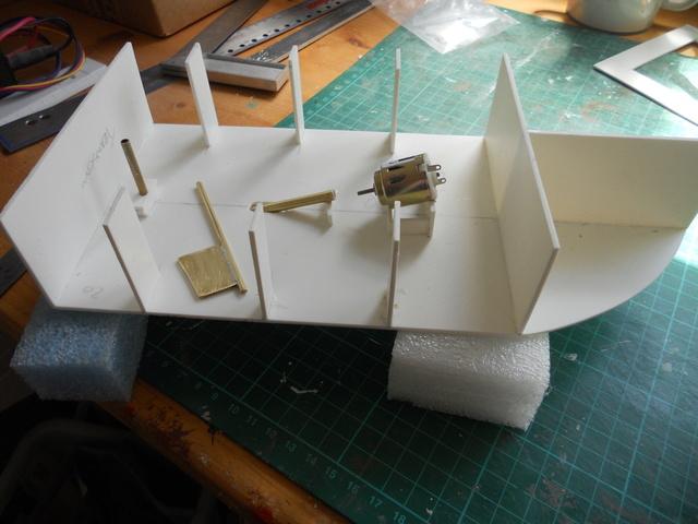 New Build - lake tour boat Dscn0614