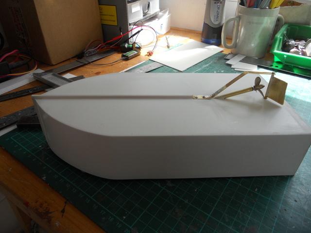 New Build - lake tour boat Dscn0618