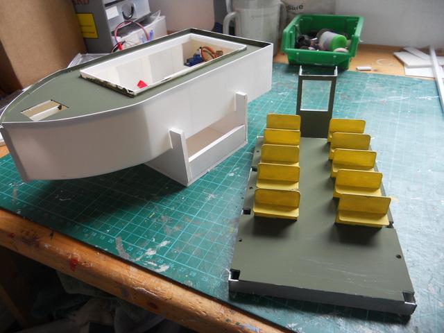 New Build - lake tour boat Dscn0626
