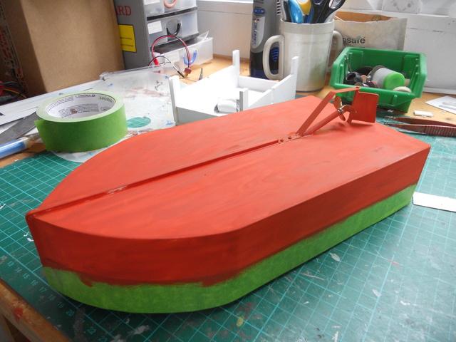 New Build - lake tour boat Dscn0630