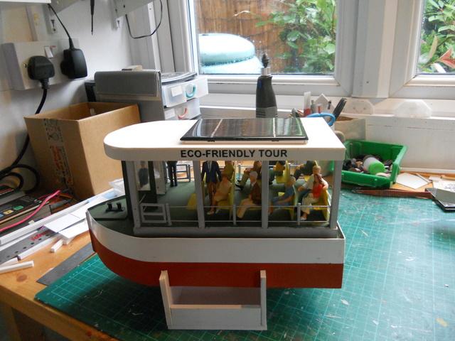 New Build - lake tour boat Dscn0632